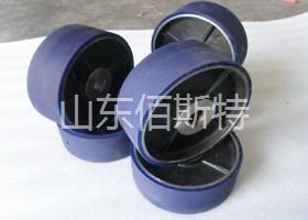 焊接滚轮架胶轮2