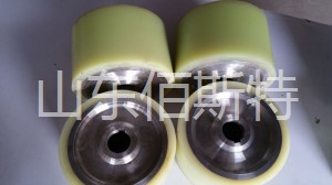 江苏焊接滚轮架胶轮15